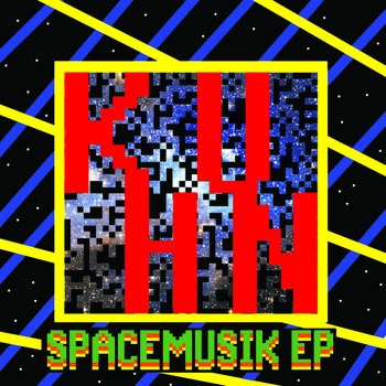 Spacemusik EP cover art