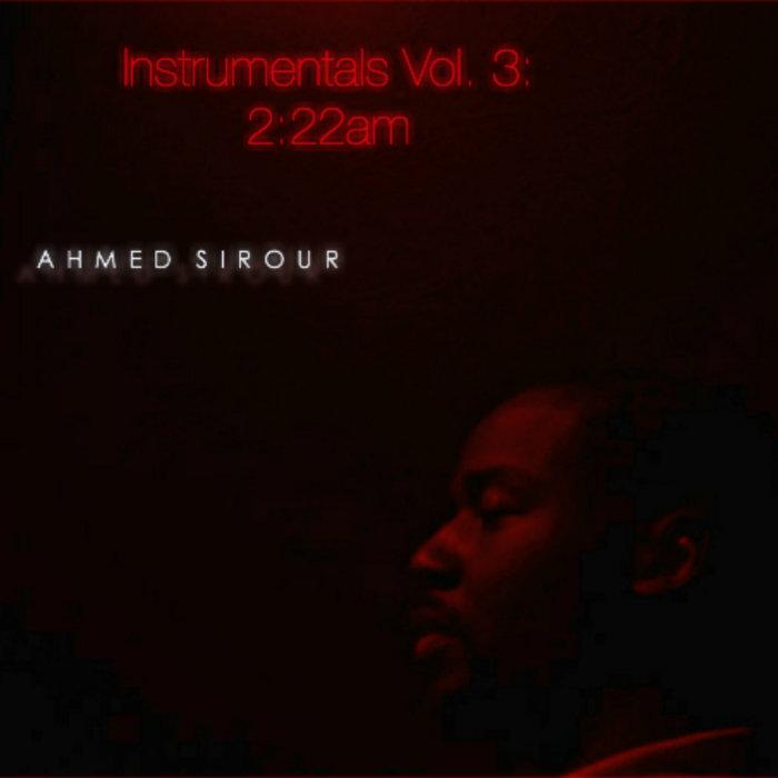 Instrumentals Vol. 3: 2:22am cover art
