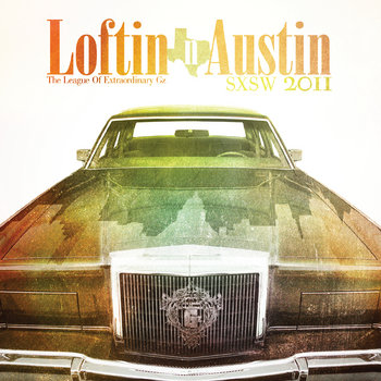 Loftin-N-Austin SXSW 2011 cover art