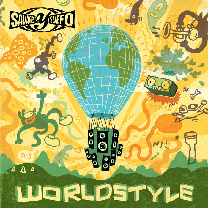 Worldstyle cover art