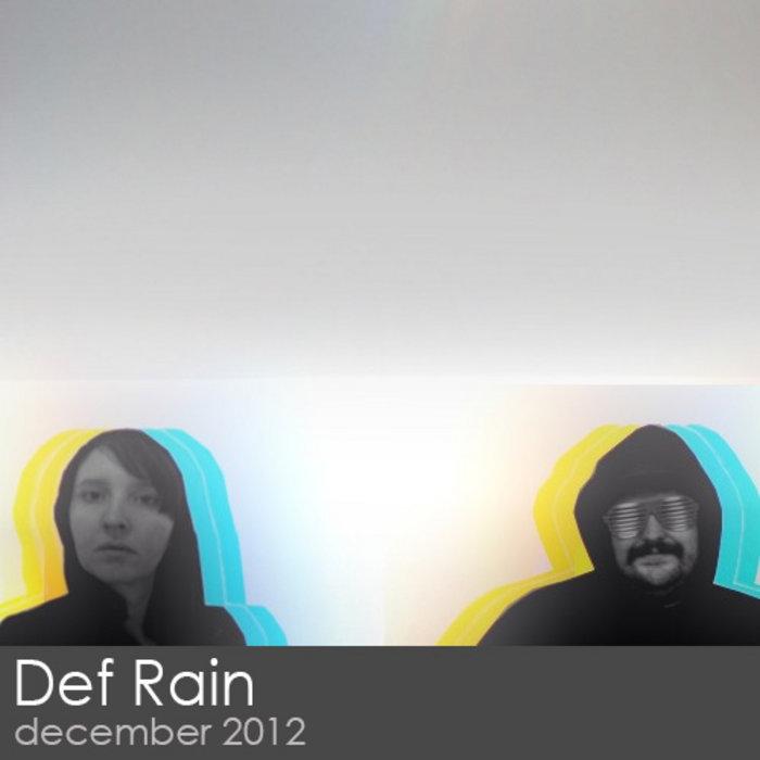 Def Rain cover art