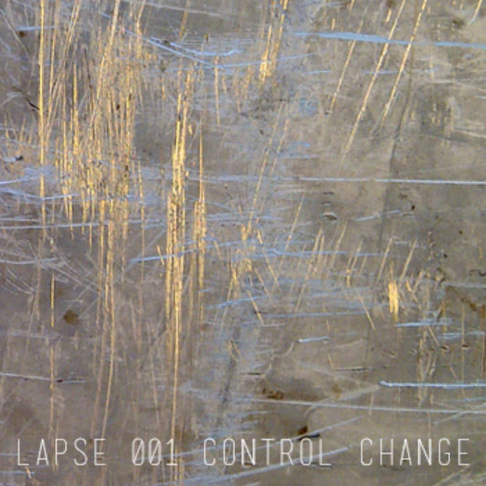 control change cover art