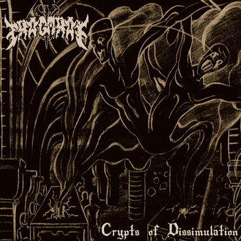 Crypts of Dissimulation cover art