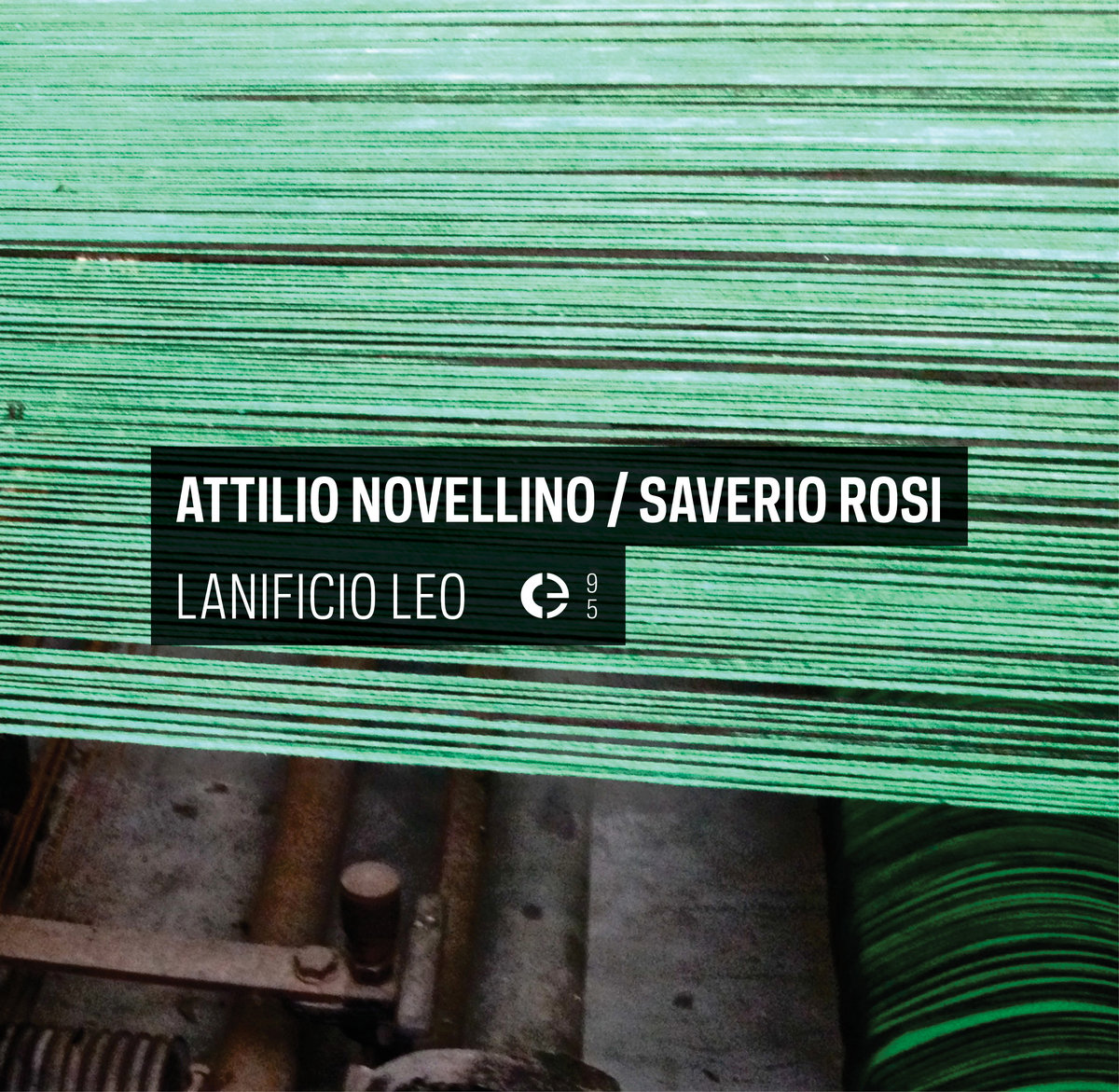 Cover Attilio Novellino, Saverio Rosi - Part 1: Carding 1: Rove Making / Carding 2: Web Making