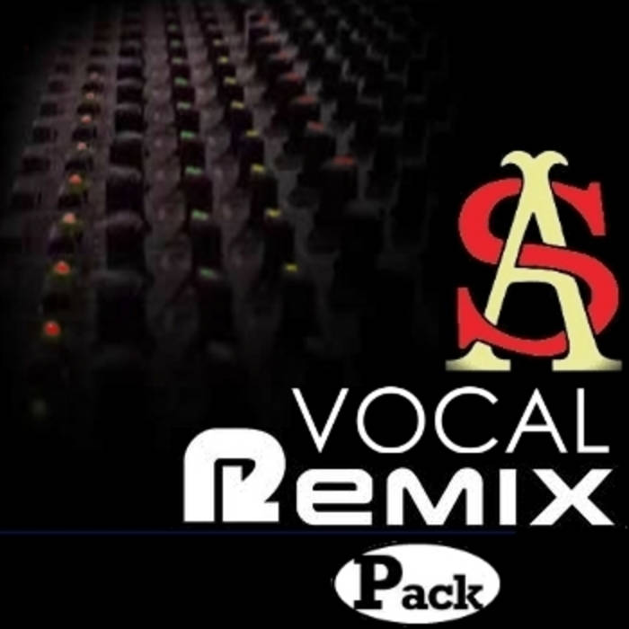 VOCAL REMIX PACK (2012) cover art