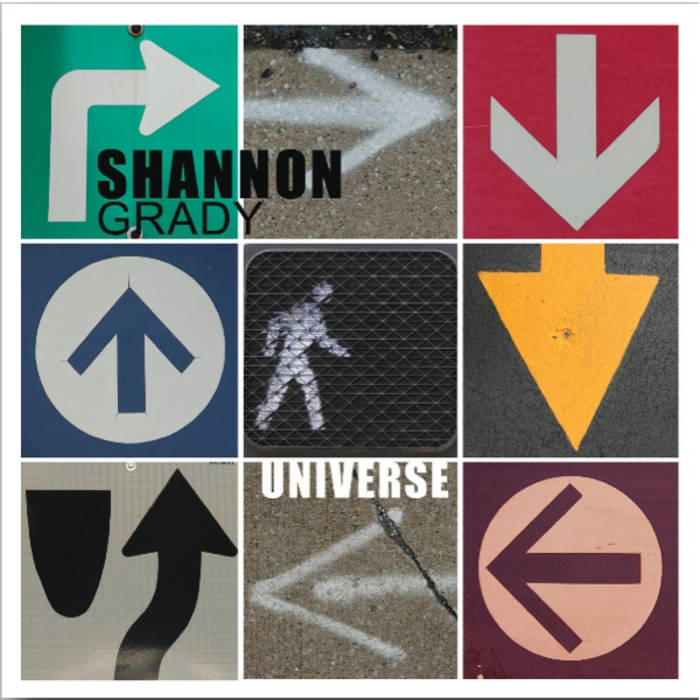 Universe cover art