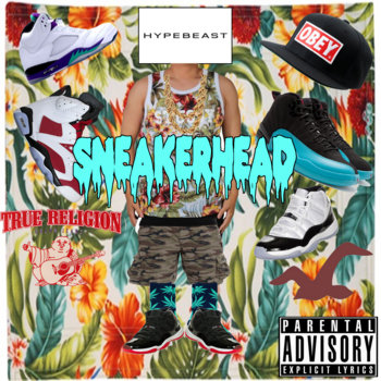 Sneakerhead cover art