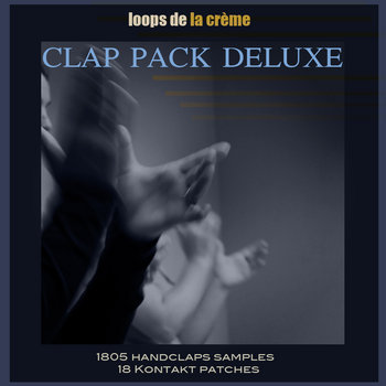 CLAP PACK DELUXE cover art