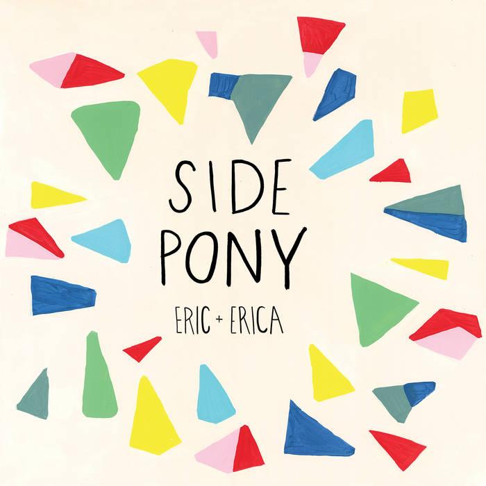 Side Pony/Blue Ribbon cover art