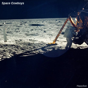 Space Cowboys cover art
