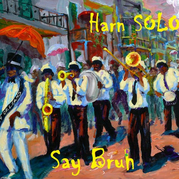 Say Bruh cover art