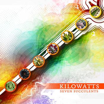 Seven Succulents cover art
