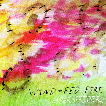 Wind-Fed Fire cover art