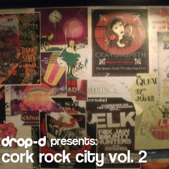 Drop-d: Cork Rock City Vol.2 cover art