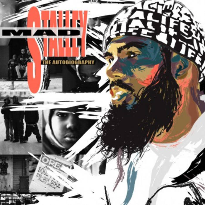 MadStalley: The Autobiography cover art