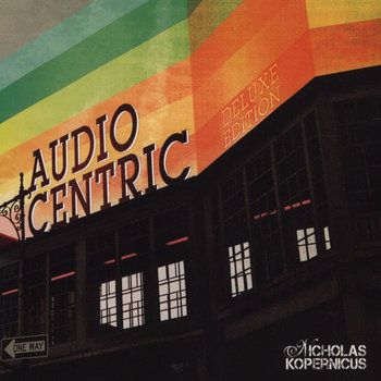 Audiocentric [Deluxe Edition] cover art