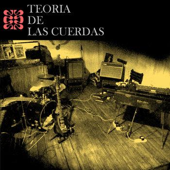 Teoria de las Cuerdas cover art
