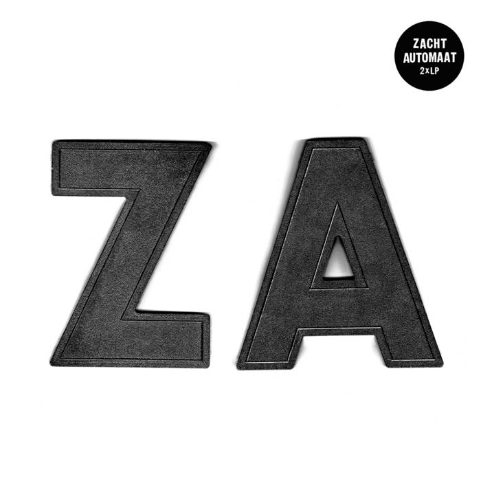 Zacht Automaat cover art