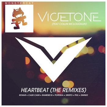 Heartbeat (The Remixes) cover art
