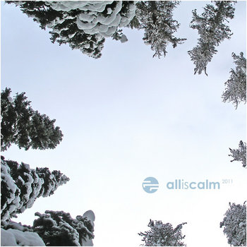 all|is|calm 2011 cover art