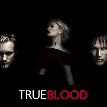 """BAD THINGS""  (True Blood Series Finale Tribute) f Rock, BabyDown cover art"