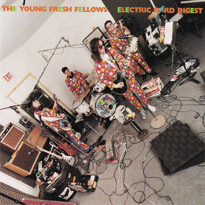 Electric Bird Digest cover art