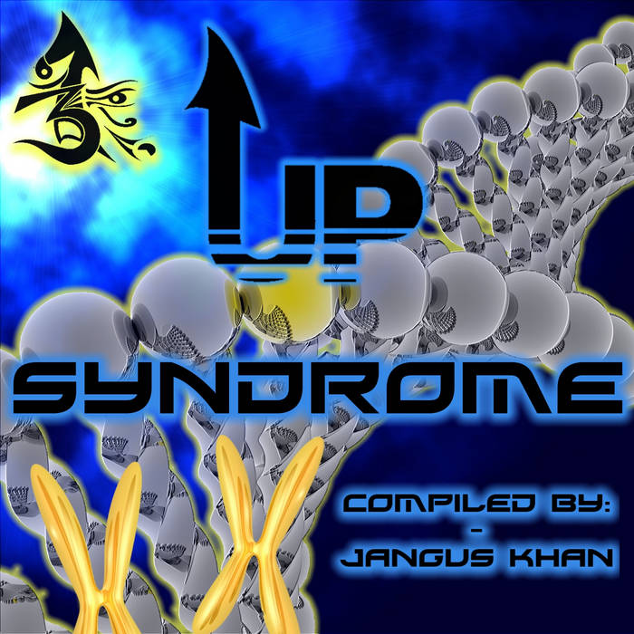 V/A UP Syndrome - Vol. 1 - Compiled by Jangus Khan - FREE - cover art