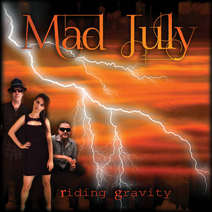 Riding Gravity cover art