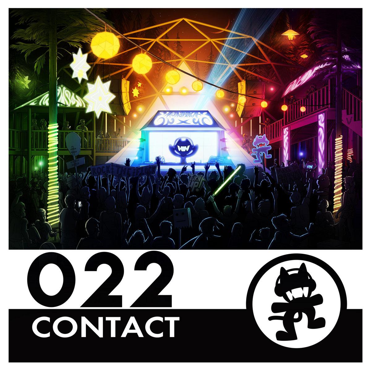 Monstercat 022 Contact Monstercat