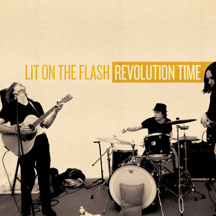Revolution Time cover art