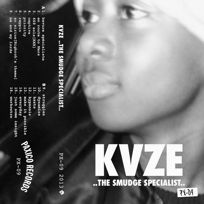 ..The Smudge Specialist.. cover art