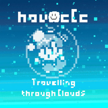 Travelling through Clouds cover art