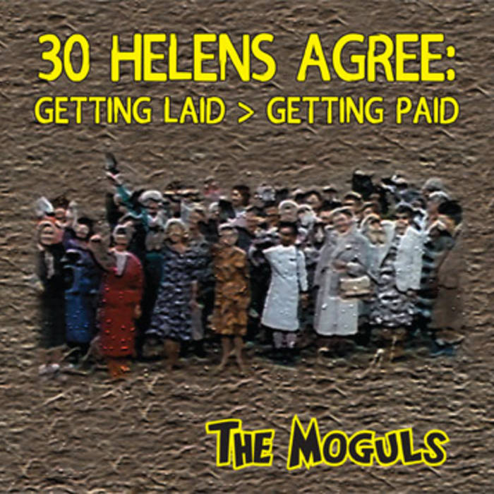 30 Helens Agree cover art