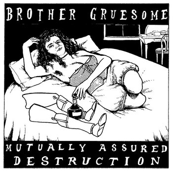 Mutually Assured Destruction cover art