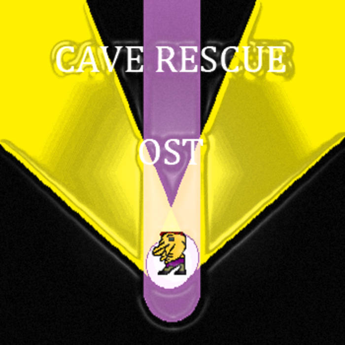 CAVE RESCUE OST cover art