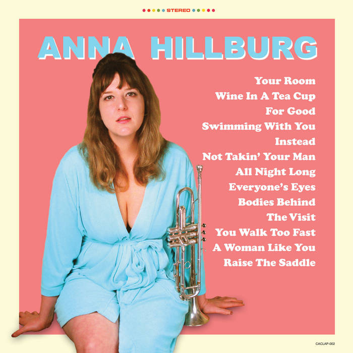 ANNA HILLBURG cover art
