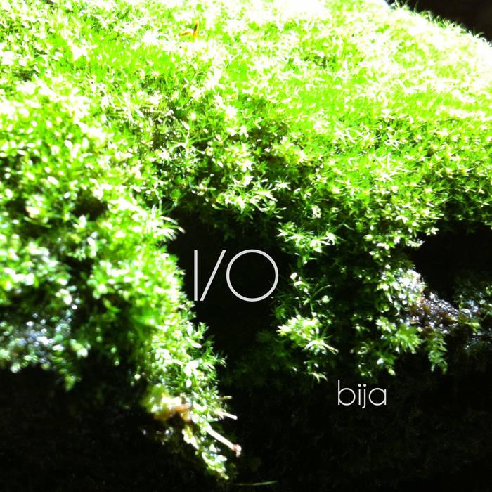 I/O cover art