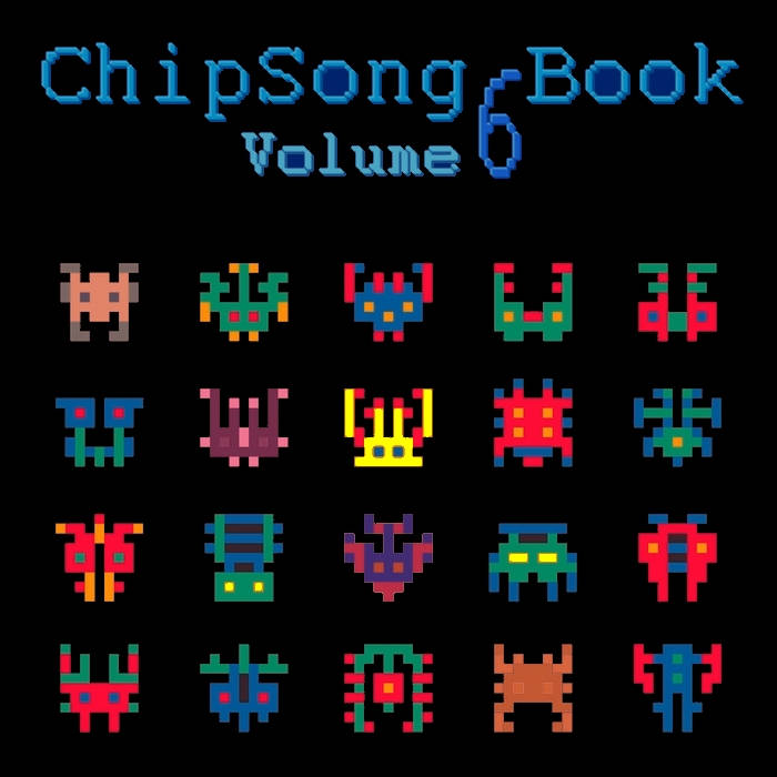 Chip Songbook Vol.6 cover art