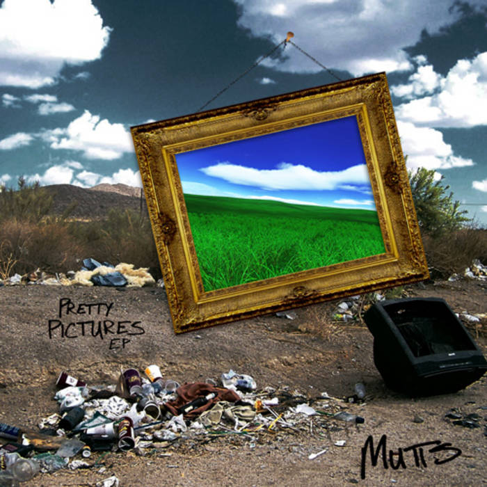 Pretty Pictures EP cover art