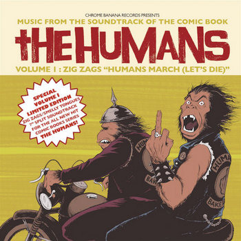 Humans Soundtrack cover art