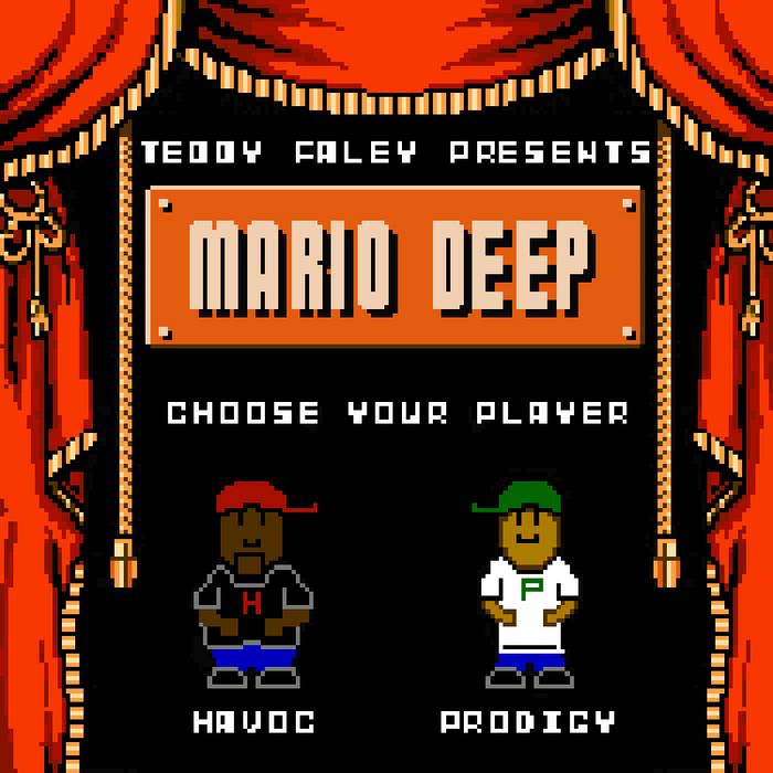 Mario Deep cover art