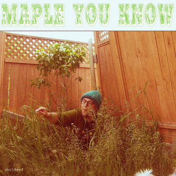 Maple You Know cover art
