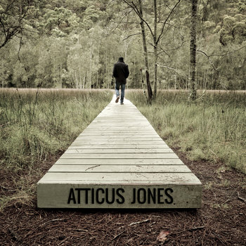 Atticus Jones cover art