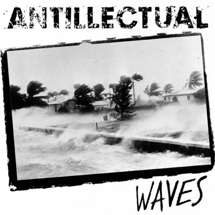 Waves EP (2007) cover art