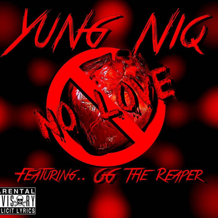 No Love cover art