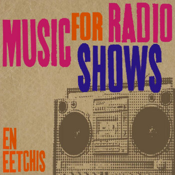 music for radio shows cover art