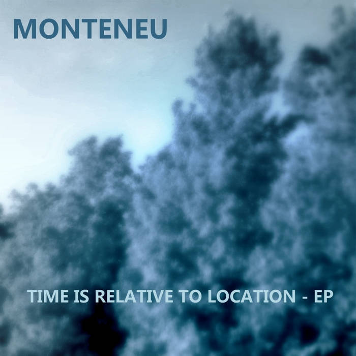Time Is Relative to Location - EP cover art