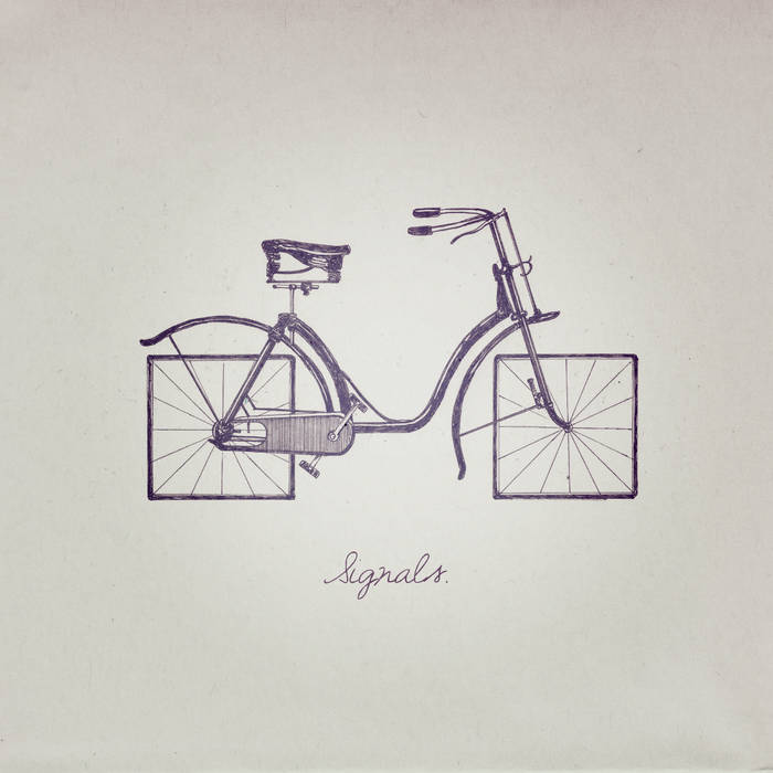 Square Wheels EP cover art