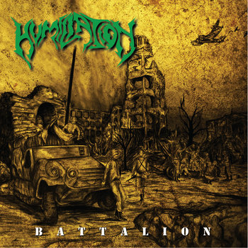 Battalion cover art