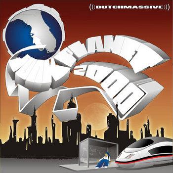 Junk Planet (1997 - 2002) cover art